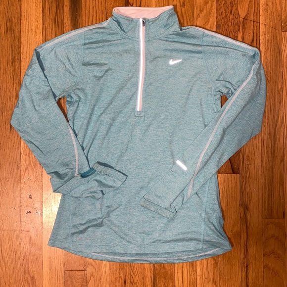 Nike Women's Element Half Zip Pullover